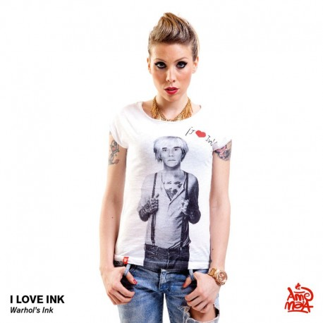 Warhol's Ink